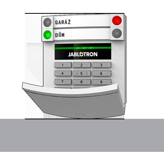 Alarmy elektronických zabezpečovacích systémov